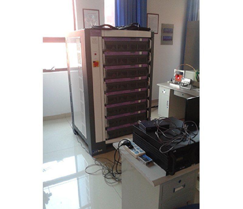 GS-C1068鋰電池過充過放測試系統