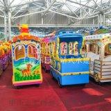 中山乐园游乐设备观光小火车