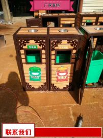室外垃圾箱今年最新價格 學校環衛垃圾箱經銷供應