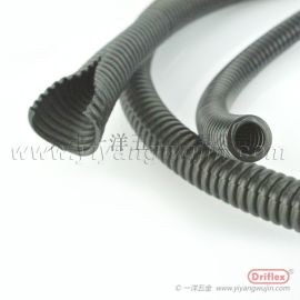阻燃尼龙软管 塑料非金属波纹管 PA穿线管