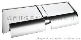 不锈钢双卷纸盒304佳悦鑫jyx-x211