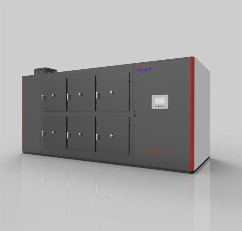 GB36246-2018塑膠跑道VOC環境試驗箱