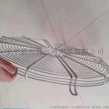 铁丝镀锌风机网罩 热泵排风扇防护网罩