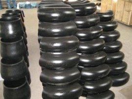 河北盐山厂家直销碳钢一倍弯头美标规格齐全可以OEM