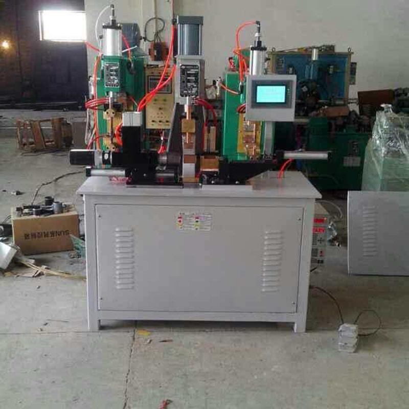 直缝压缝机自动化直缝焊接机