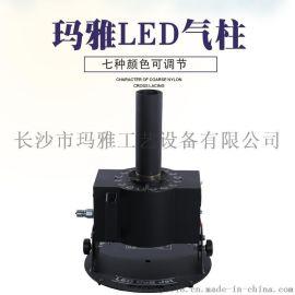 烟雾机CO2LED气柱机酒吧演出LED气柱烟机