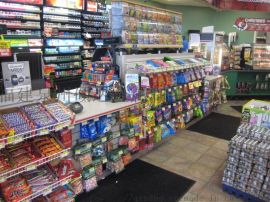 泉州超市货架促销台货架购物车手推车货架