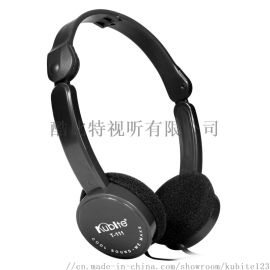 头戴式可折叠儿童耳机 T-111儿童耳机 携带方便