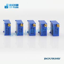 3296W-1-500LF 50K 邦士電位器可調