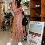 亞尼蒂斯品牌折扣女裝批發三薈 如何做好折扣女裝批髮尾貨橘色多種款式