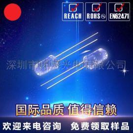 5mm红光交通灯专用LED直插发光二极管 欢迎来电