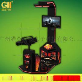 猎金 VR加特林 vr娱乐设备厂家