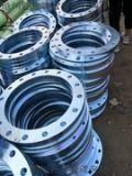 乾启供应 大口径平焊法兰 带颈对焊法兰