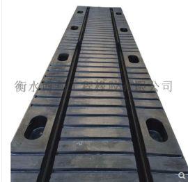 板式橡胶伸缩缝 桥梁橡胶伸缩装置板式 SD60型