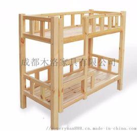 达州成都幼儿园学生公寓床 组合床款式美观