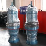 大流量潜水轴流泵生产厂家_河道养护用轴流泵