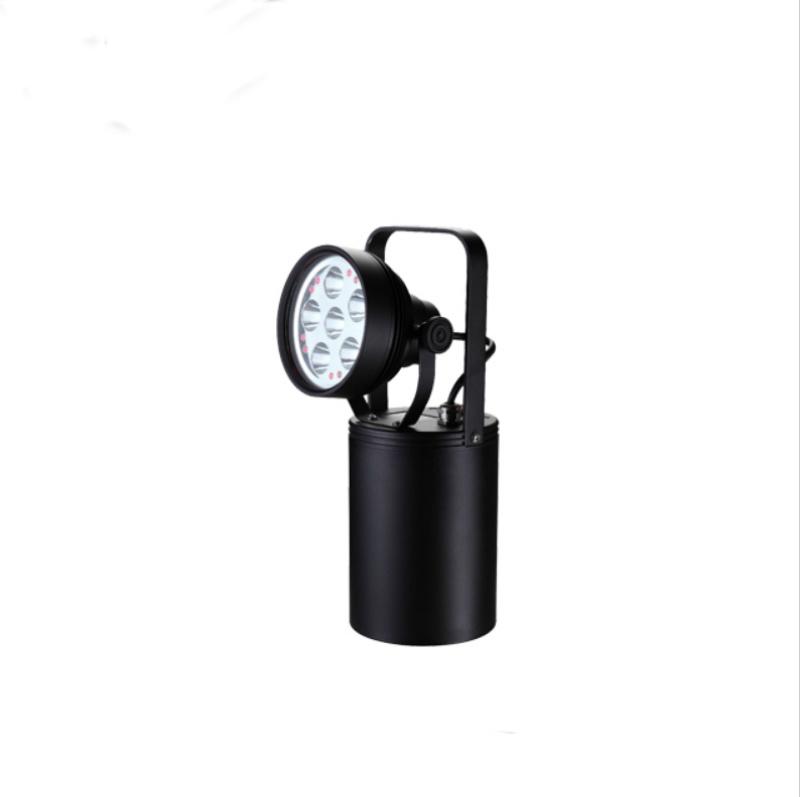 便携式多功能强光探照灯(LED)强光灯