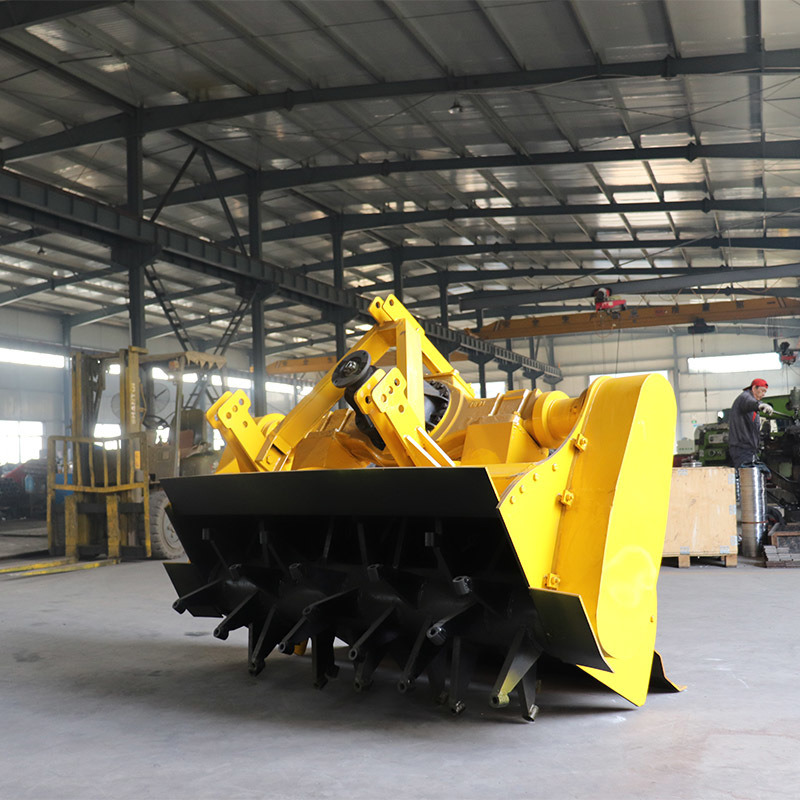 拖拉机牵引式稳定土拌和机 路面施工三七灰土拌和机