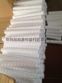 绕线滤芯缠绕式滤芯 线绕滤芯10寸20寸30寸40寸化工厂脱脂棉线