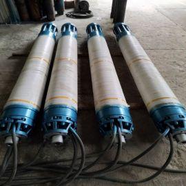 QJR型系列热水深井潜水泵电机参数