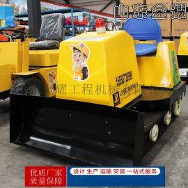 迷你儿童工程推土机 多功能电动推土机儿童玩具