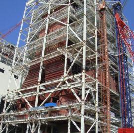 高空防腐工程、钢结构防腐、炉架防腐