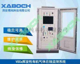 山東揮發性有機物VOCs氣體排放在線監測設備