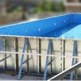 鋼結構游泳池 拼裝式游泳池