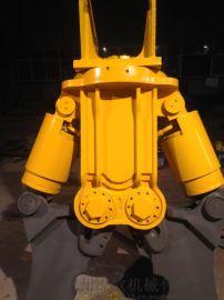 高品质挖掘机拆房液压剪