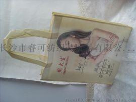 湖南邵阳永州无纺布袋手提袋购物袋彩色印刷定做