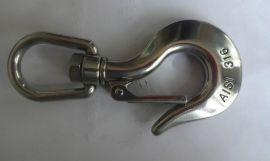 不锈钢单头钩,双头钩,旋转货钩
