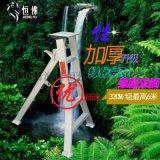恒佛铝梯 加厚加固焊接铝制三角梯 修剪采摘铝梯 5级1.6米