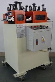薄板精密整平机双段精密矫直机薄板单段精密矫正机校平机多段式精密整平机铝板整平机GJ-200A