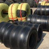 销售7.50-15小型压路机轮胎 胶轮光面