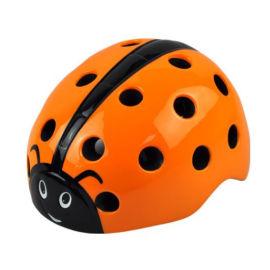 儿童滑板自行车头盔骑行运动安全防护可爱甲壳虫头盔