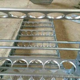 铺管钻机专用钢制拖链,TL系列承重型钢制拖链