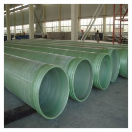 玻璃钢通风管600管道承重高