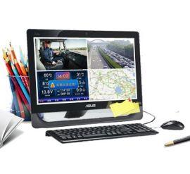 琸源GPS车载4G视频监控远程监控画面