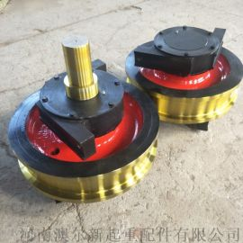 起重机行车大轮  中频淬火 整体调制起重机车轮组