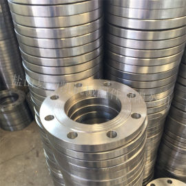碳钢焊接法兰盘 20#方形平板焊接法兰