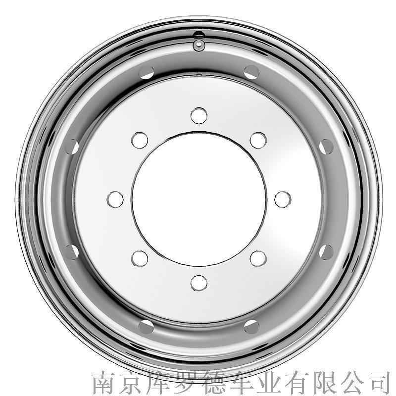 蚌埠鍛造鋁合金卡車輪轂1139
