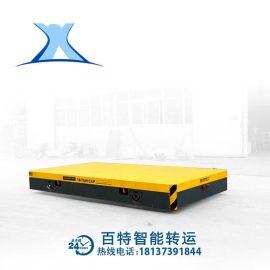大型管道倒運底盤萬向搬運平移車定制 電動機器運輸工具平臺定做