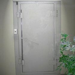 核磁专用屏蔽门