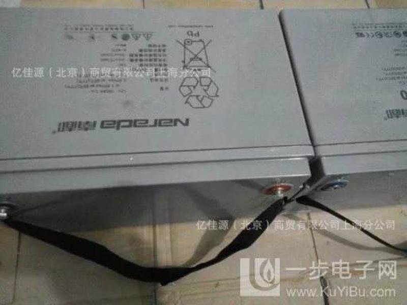 南都6-FM-120 12V120AH 太陽能直流屏UPS/EPS電源 免維護蓄電池