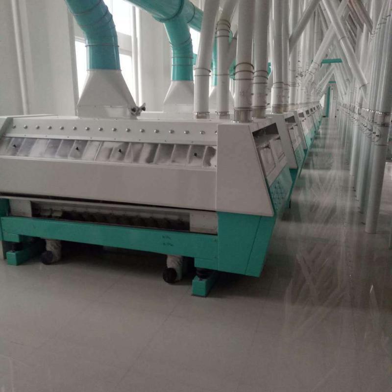 永丰粮机厂 一件代发FQFD50型清粉机
