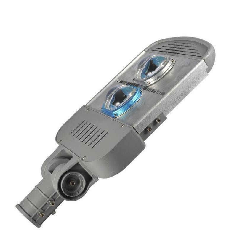 led路燈 可調摸組路燈頭  壓鑄100W集成路燈