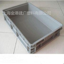EU4622塑料箱,塑料周转箱,零部件包装箱