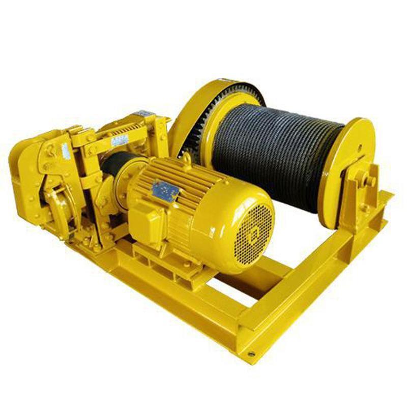 JK10电控快速卷扬机 钢丝绳电控快速卷扬机