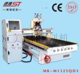 MK-1325气动三头木门加工设备
