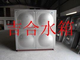 嘉兴不锈钢水箱加工 不锈钢水箱模压板 不锈钢水箱厂家直销